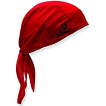 Headsweats Classic - Bandana rojo rojo Talla:Talla única