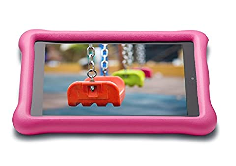 Amazon Kindgerechte Hülle für das Fire HD 8 (6. Generation - 2016), Pink