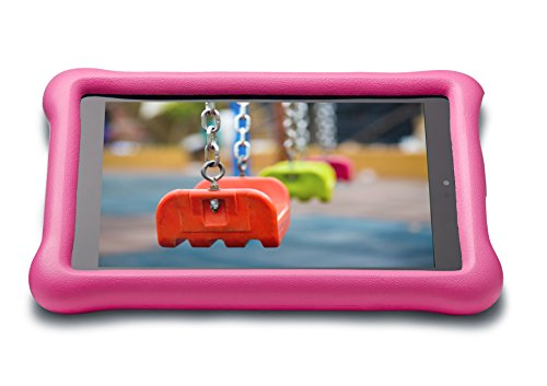 Amazon Kindgerechte Hülle für das Fire HD 8 (6. Generation - 2016), Pink (Amazon Fire Tablet Case 6)