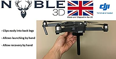 DJI MAVIC PRO - Catch Handle Drone Recovery Difficult Landing Takeoff GB UK