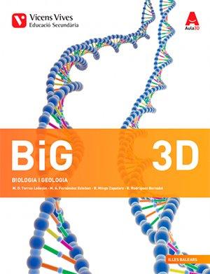 BIG 3D BALEARS (QUADERN DIVERSITAT) AULA 3D: 000001 - 9788468232980
