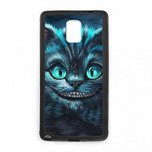 Samsung Galaxy S7 Edge Handy Zubehör.Cheshire Cat Handy Zubehör.Grinsekatze Handy Zubehör.Alice In Wonderland Handy (Cheshire Cat Zubehör)