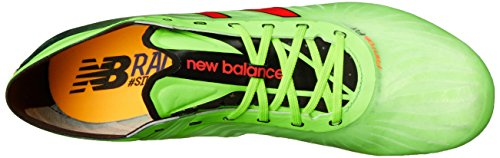 New Balance Men's SD200V1 Track Spike Shoe Lime / Black