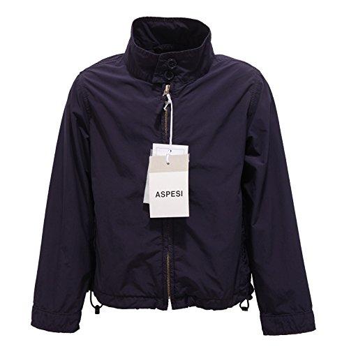 ASPESI 4948R giacca antivento bimbo NEW MINI SWING blu jacket kid [6 YEARS]