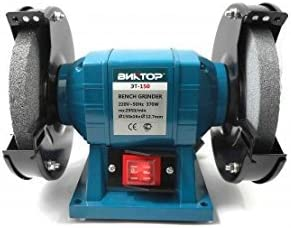 Tools Centre BNKTOP-125-6 Heavy Duty Bench Grinder for Grinding (6 Inch)