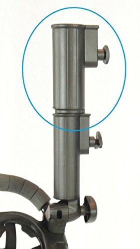 Yorrx® Umbrella Holder Tour-X Spezial Extension Verlängerung (+15cm mehr Spielraum) Golf