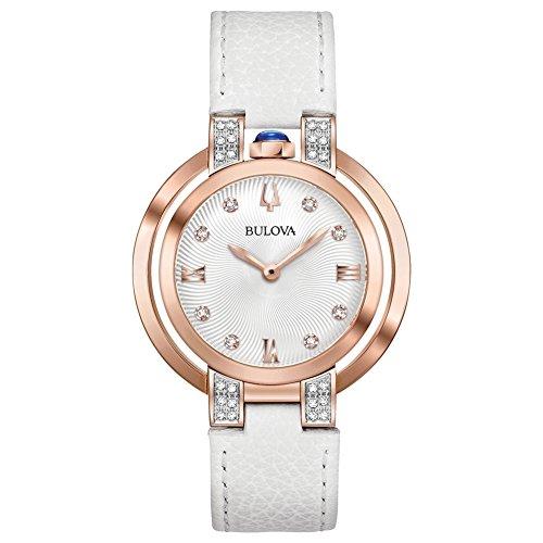 Bulova 98R243Rubaiyat orologio da donna