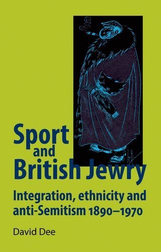 Sport and British Jewry by David Dee (30-Nov-2014) Paperback