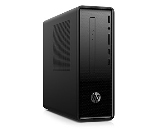 HP Slimline 260 p0051ns Ordenador de sobremesa (Intel Core i5 8400 8 GB RAM 1 TB HDD Intel HD 630 Windows 10) Color Negro Jack con Teclado QWERTY Español y Ratón