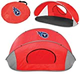 NFL Tennessee Titans Manta Portable Pop-Up Sun/Wind Shelter
