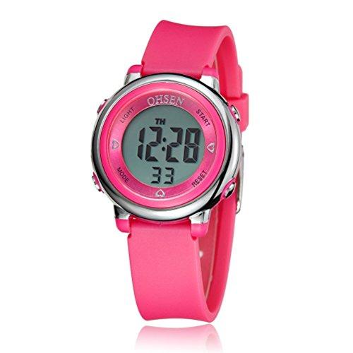 9096bc16ddbf PIXNOR Ohsen reloj deportivo de cuarzo