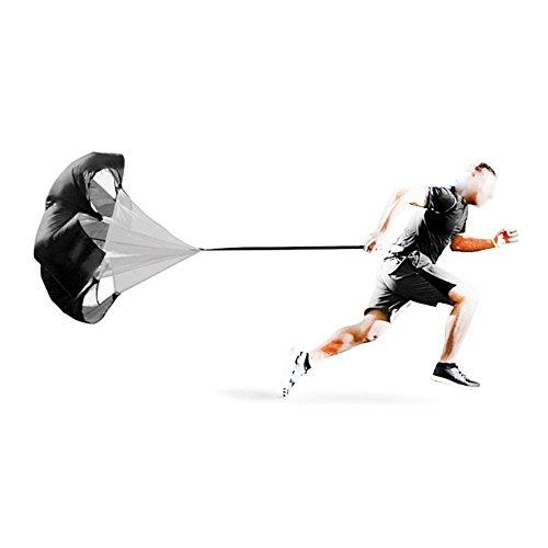 EASE Fußball Widerstand Krafttraining Fitness Lichtschirm Laufen Explosive Geschwindigkeit Regenschirm des Track und Field Stärke