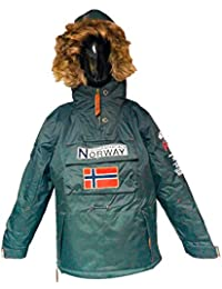 Geographical Norway Anorack niño Bomber