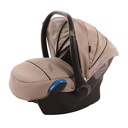 Preisvergleich Produktbild knorr-baby 30381-03 Babyschale Voletto Emotion, Beige