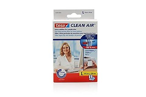Original Fein Filtre à poussière compatible avec Lexmark MS 810DN Tesa 50380–1x premium Filtre à poussière