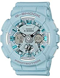 Casio Baby-g Analog-Digital Blue Dial Women's Watch-GMA-S120DP-2ADR (BX133)