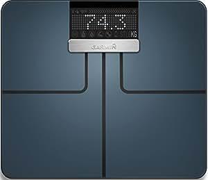 Garmin Index Smart Bilancia Impedenziometrica Bluetooth e Wi-Fi, Nero