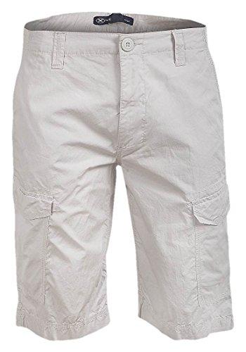 hering-mens-stylish-tailored-cotton-cargo-shorts-30-waist-ash