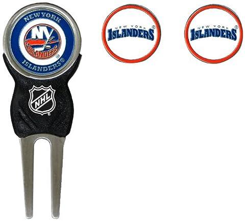 -quipe Golf 14745 New York Islanders Divot Tool