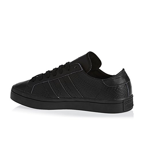 adidas Courtvantage W, Chaussures de Fitness Mixte Adulte Schwarz