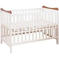 Babybett Babybett Massivholz Kinderbett Bett Europäischen Stil Multifunktions Spleißen Bett (Farbe : Weiß) preisvergleich bei kleinkindspielzeugpreise.eu
