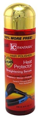 Fantasia Serum 236,6ml Bonus Protecteur Chaleur Lissage - Paquet de 2