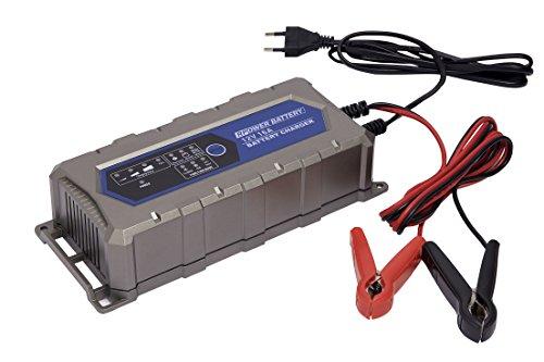 12V 16A RPower Ladegerät mit IUoU Kennlinie für 30 - 500 Ah Batterien