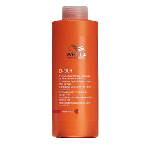 Wella Professionals - Enrichir conditionneur cheveux fins / normale - 1000 ml
