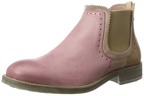 nobrand Damen Lit Chelsea Boots Mehrfarbig (rose beige)
