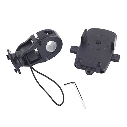 Hillrong Handyhalterung HX-M-X5 Universal Motorrad Fahrrad Lenker Halterung Halter für Handy GPS -
