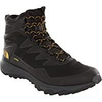 North Face Ultra Fastpack III Mid GTX® Walking Shoes 40.5 EU TNF Black Amber 3516135afa7