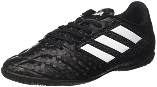 adidas Herren Ace 17.4 in BB1767 Futsalschuhe Schwarz (Core Black/ftwr White/night Metallic)