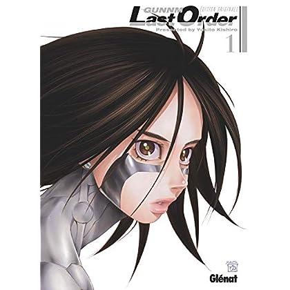 Gunnm Last Order (édition originale) - Tome 01