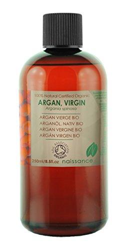 Argán Virgen BIO - Aceite Portador Prensado en frío 100% Puro - Certificado Ecológico - 250ml