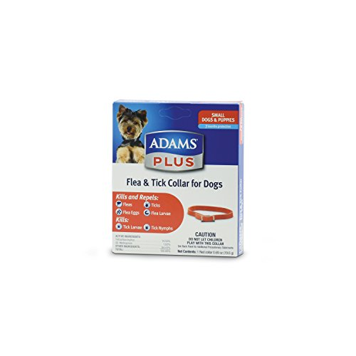 adams-plus-flea-tick-collar-for-small-dogs-puppies-kills-and-repels-7-months