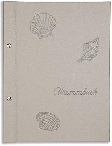 uch Familienstammbuch grau Changa Muschel ()