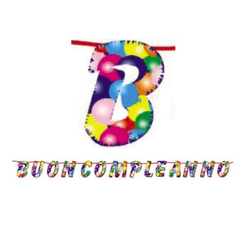 Multicolore D.I.M.A.V 132.6087 Kit Scritta Maxi Benvenuta