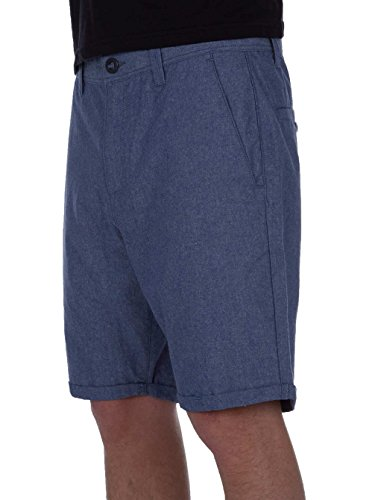 Volcom Herren Shorts Grey Blue