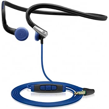 53aa9ca9a01 Sennheiser PMX 685i Sports In-Ear Neckband Headphones: Amazon.co.uk ...