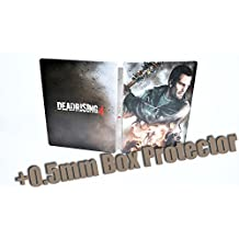 Dead Rising 4 Steelbook NEU & unzirkuliert! New and uncirculated - official Capcom licensed/ lizensiert + inklusive 0. 5 mm PET Schutzhülle Clear Case Protector