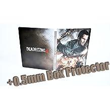 Dead Rising Steelbook 4 / Steelcase / Estuche nuevo y fuera de circulación - officialliy licencia de Capcom