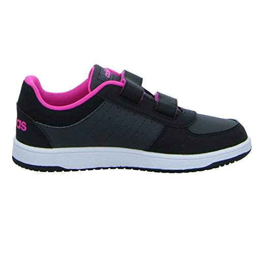 adidas  B74677, Baskets pour fille dhg solid grey