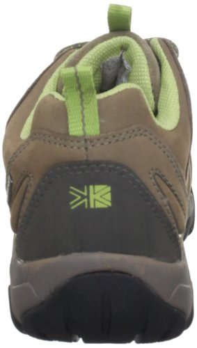 Karrimor Storm Ladies Weathertite, Scarpe da camminata donna marrone (Braun (Roots/Green))