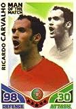 Match Attax Inghilterra Uomo della Partita Portogallo Carvalho