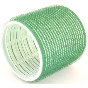 Sibel Velcro Lockenwickler - Jumbo Green 61 mm (x6)