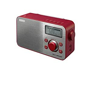 sony xdr s60 dab dab fm digital radio rot. Black Bedroom Furniture Sets. Home Design Ideas
