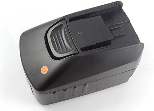 Vhbw Li-Ion Batteria 3000mAh per utensile elettrico Fein Fein Fein ASCD 18 W2, ASCD 18 W2C, ASCD 18 W4 sostituisce B18A.165.01, 92604165020, 92604171020 | Bella apparenza  | Attraente e durevole  | all'ingrosso  fd9575