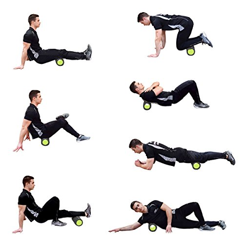 Grace-Tech-foam-roller-1508-for-muscles-massage-trigger-point-2-in-1for-fitnesscrossfityogapilatesEVAPVC-high-density