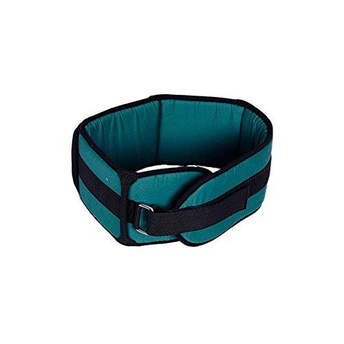 Cuidado de la Salud Cinturón de Transferencia Ajustable - Tejido Espesado Algodón Algodón Ayuda Postoperatoria Ayuda de Enfermería Cinta de Seguridad - Cintura de Transferencia para Paciente (Verde)