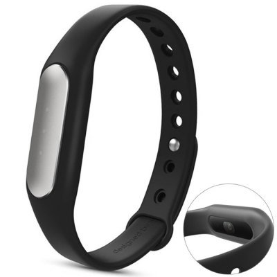 XIAOMI MI Band 1S Pulse Bluetooth 4.0 IP67 Waterproof Smart Bracelet Support Heart Rate Monitoring for iOS/Android